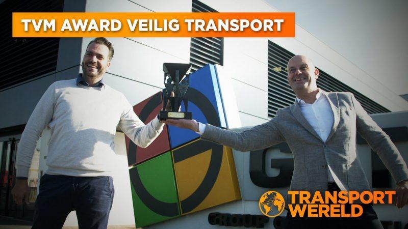 TVM Award Veilig Transport