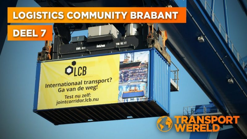 Logistics Community Brabant – Joint Corridor – Deel 7