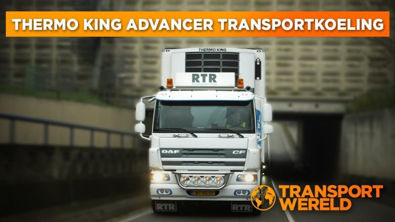 Wat is er bijzonder aan de Thermo King Advancer Transportkoeling bij RTR?