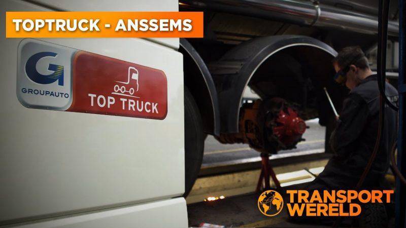 Hoe zorgt Top Truck voor probleemloze trucks, trailers en bestelwagens?