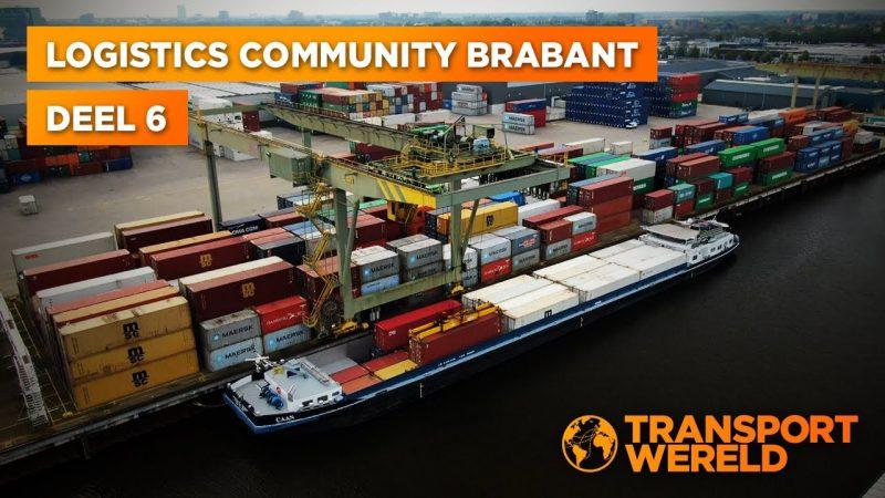 Logistics Community Brabant – Joint Corridor – deel 6