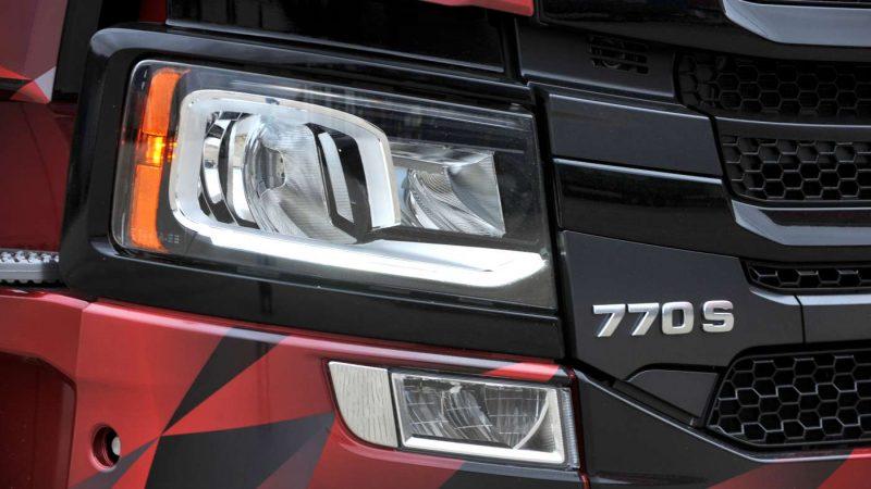Eerste rij-impressie Scania 770S