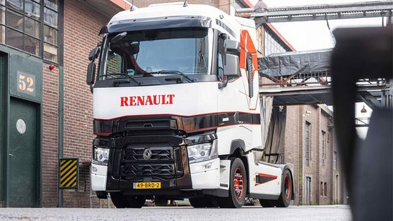 Nieuwe van Renault: High T Driver Edition