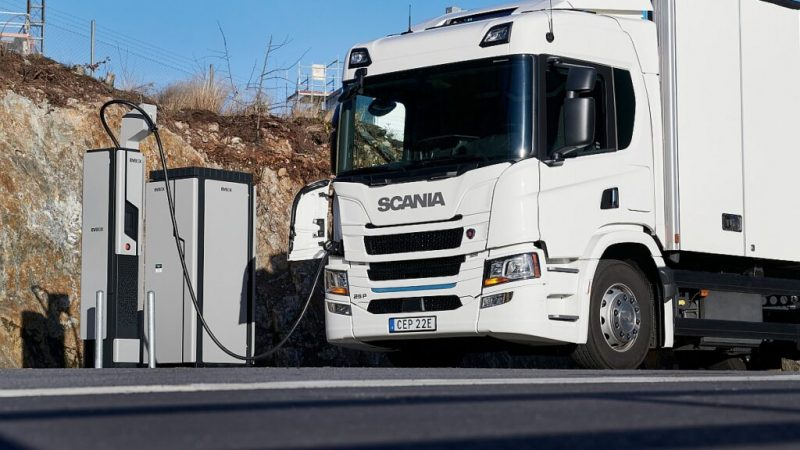 Scania: In 2030 helft van de verkopen elektrisch
