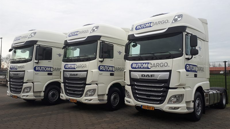 Rutom Cargo bestelt 60 stuks DAF XF 480 SSC
