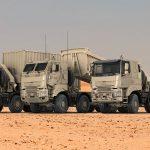 DAF levert 879 trucks aan Belgisch leger