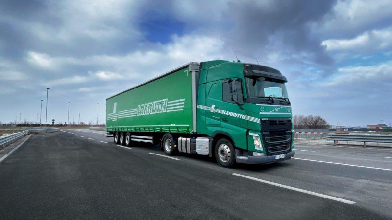 Volvo levert duizend trucks ineens in Italië