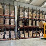Jan Krediet verhuurt warehouseruimte in Venlo