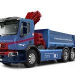 Renault levert eerste elektrische truck