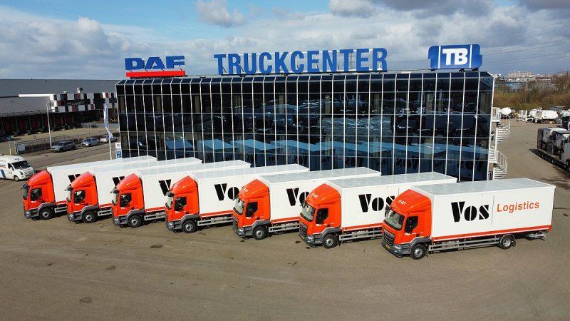 DAF LF aan de slag bij Vos Logistics