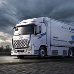 Hyundai Xcient waterstoftruck blijkt loeisterk